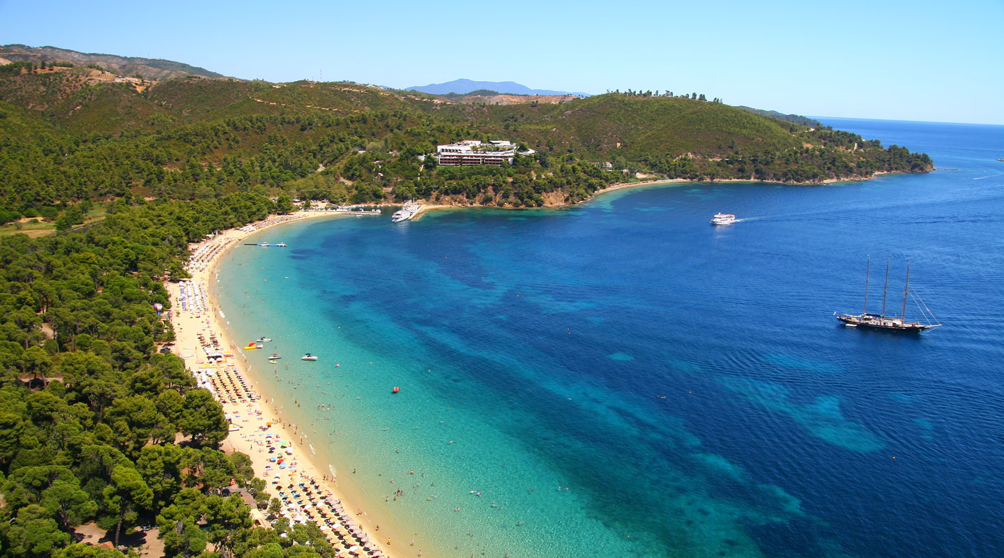 The Best Boat Trips Of Skiathos Island