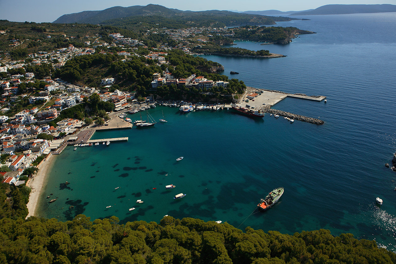 Alonissos, National Park